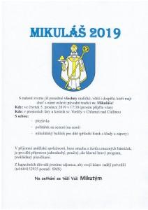 mikuláš_2019